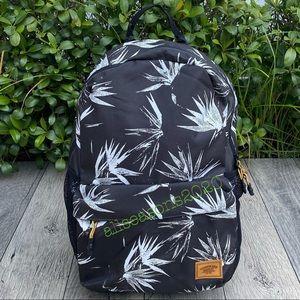 Timberland Women Backpack Print Multi Black Palms